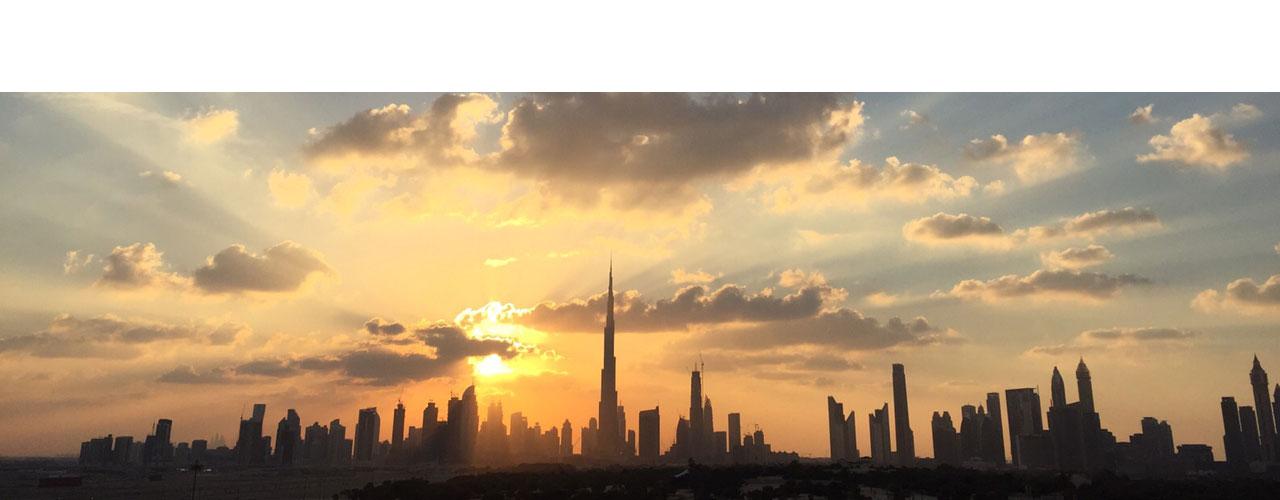 Modernes Dubai